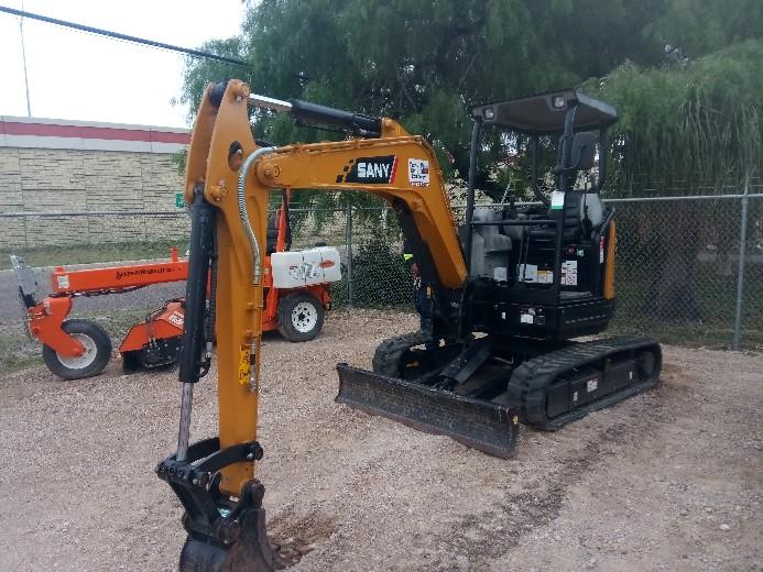 2016 Sany SY35 Mini Excavator with warranty #5768 - Listing